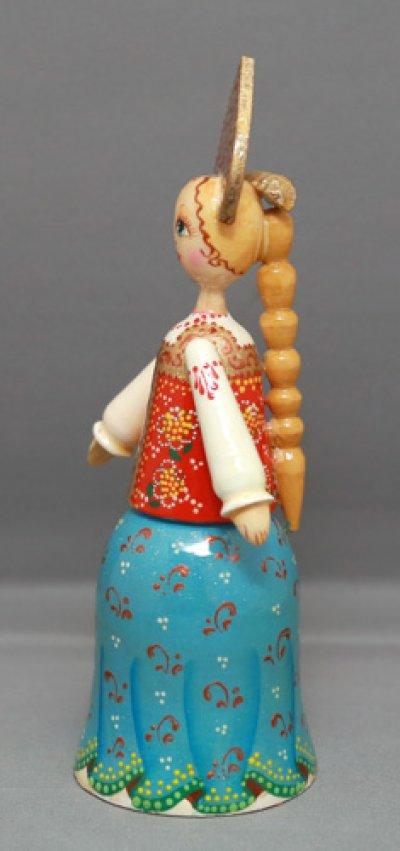 画像2: 木製ロシア人形A