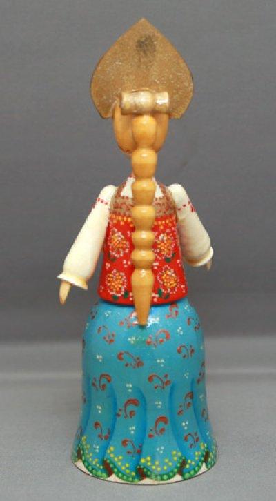 画像3: 木製ロシア人形A