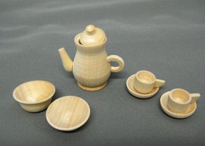 画像1: 白木ミニキッチン(1)